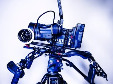 Rent: RED Epic-M Dragon w/ Tokina 50-135mm lens and shoulder rig