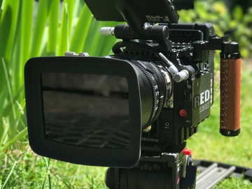 RED Epic Dragon w/ RED prime lenses