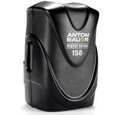 Anton Bauer Digital 150 V-Mount 2 Battery kit w/charger