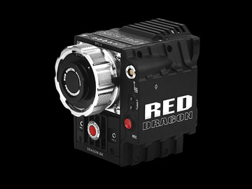 Rent: RED Epic Dragon 6K - Body Only