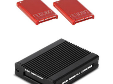 Rent: RED MINI-MAGS - 512GB