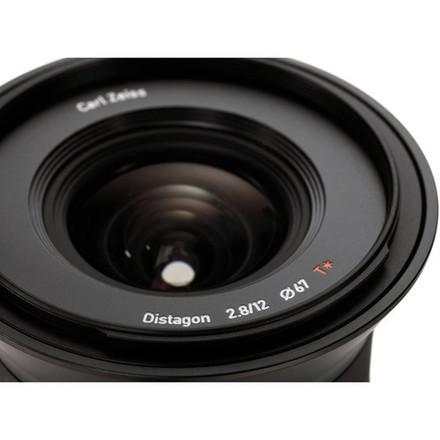 Zeiss Touit 12mm f/2.8 Lens  Sony E mount