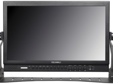 """Rent: FeelWorld 17.3"""" Broadcast LCD Monitor"""