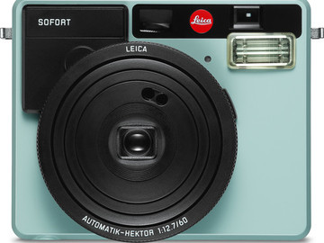 Rent: Leica Sofort Instant Film Camera