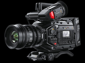 Rent: URSA Mini Pro EF Package with Gimbal!