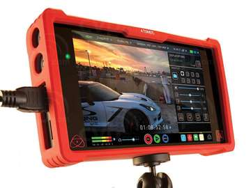 Rent: Atomos Assasin 4K Recorder & MOnitor