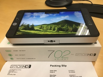 Rent: Small HD Bright 702