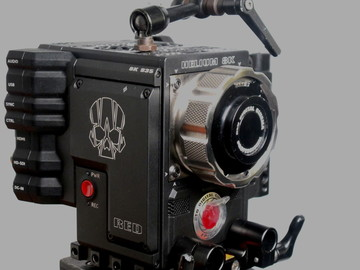 Rent: CINEMA PACKAGE: RED EPIC W Helium 8K S35
