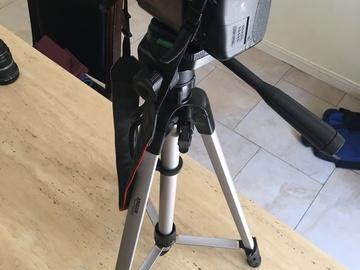 Rent: Canon EOS Rebel T3i + Tripod