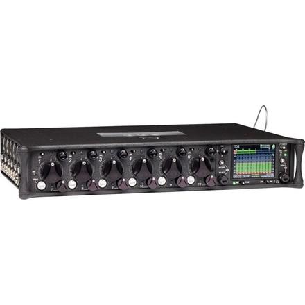 Sound Device 688 12 -Input Field Mixer