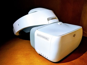 Rent: DJI Goggles (Mavic Pro, Phantom 4, Phantom 4 Pro, Inspire 2)