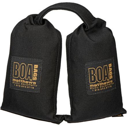 Matthews Junior Boa Weight Bag - Black - 10 lbs