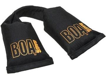 Rent: Matthews Senior Boa Weight Bag - Black - 15 lbs