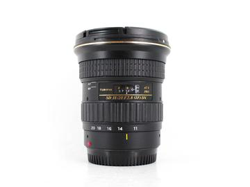 Rent: Tokina 11-20mm f/2.8 AT-X Pro DX, Canon Fit
