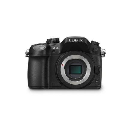 Panasonic Lumix GH4 - Body Only
