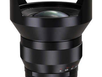 Rent: Zeiss Classic Distagon 15mm f/2.8 T* EF