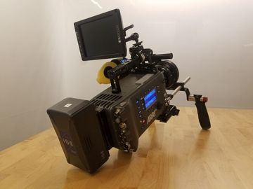 Rent: ARRI Alexa EV Classic Camera Kit (including Secced Tripod)