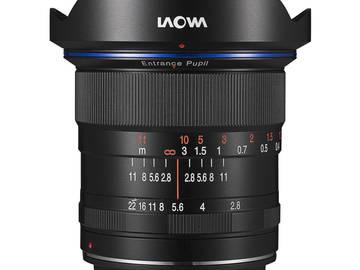Rent: Laowa 12mm f/2.8 Zero-D