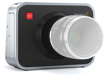 Rent: Blackmagic Cinema Camera 2.5K EF Mount with Monitor
