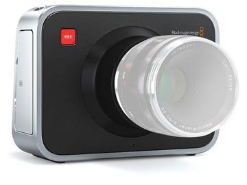 Rent: Blackmagic Cinema Camera 2.5K EF Mount with Monitor