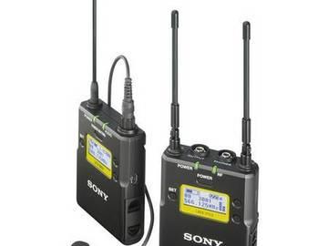 Rent: Sony UWPD11/42 Wireless Microphone System