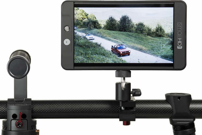 SmallHd 702 High Bright with full support