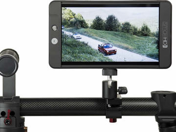 Rent: SmallHd 702 High Bright with full support