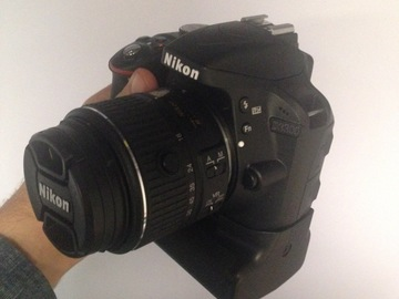 Rent: Nikon D3300 w/VR lens kit