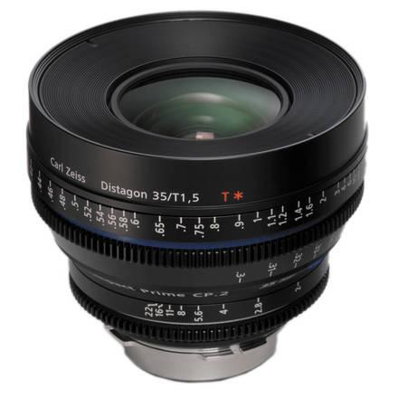 Zeiss CP2 35mm/ T1.5 EF Mount