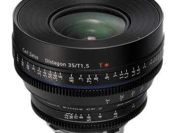 Rent: Zeiss CP2 35mm/ T1.5 EF Mount