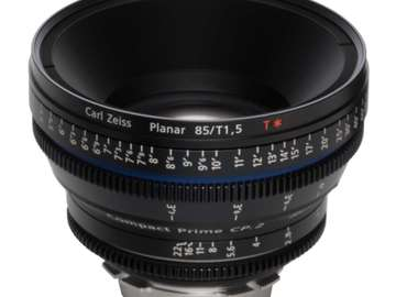 Rent: Zeiss CP2 85mm/ T1.5 EF Mount