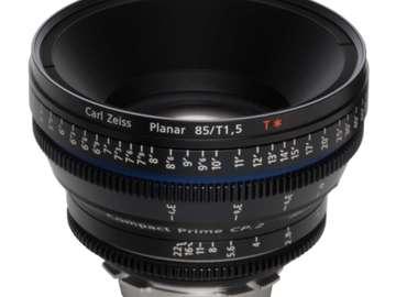 Rent: Zeiss CP2 85mm/ T1.5 EF Mount