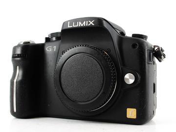 Rent: Panasonic Lumix DMC-G1