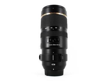 Rent: Tamron SP 70-200mm f/2.8 Di VC USD, Nikon Fit