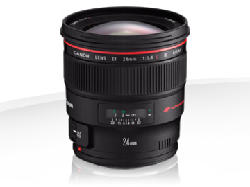 Rent: Canon EF 24mm f/1.4 L USM