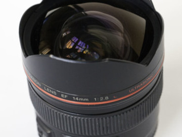 Rent: Canon EF 14mm/2.8 USM L