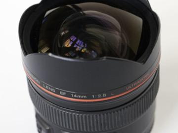 Rent: Canon EF 14mm/2.8 USM L