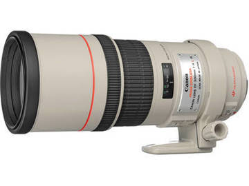 Rent: Canon EF 300mm f/4 USL IS Lens
