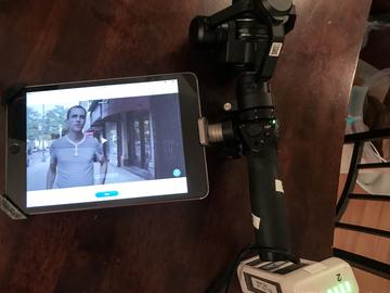 Rent: DJI Osmo Pro X5 KIT - 3 Axis - Stabilized Micro 4/3 Camera