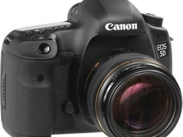 Rent: Gently Used Canon 5D Mark III