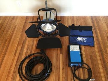 Rent: ARRI M18 1800W HMI System