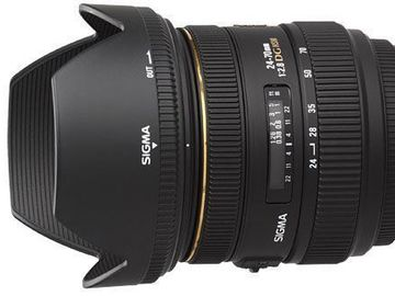 Rent: Sigma 24-70mm f/2.8 DG OS HSM Art