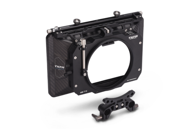 Tilta MB-T12 Clamp-on Matte Box (LMB-25) Hard Mattes, 15mm