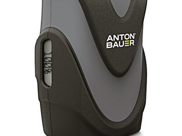 Rent: Anton Bauer Digital 190 Gold Mount Batteries (2) + Charger