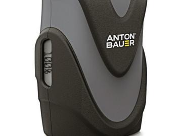 Rent: Anton Bauer Digital 190 Gold Mount Batteries (2) + Charger