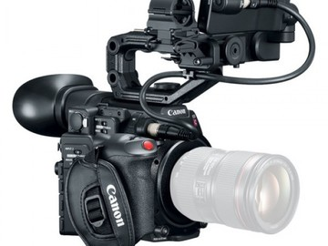 Rent: Canon EOS C300 Mark II Cinema Camera BODY