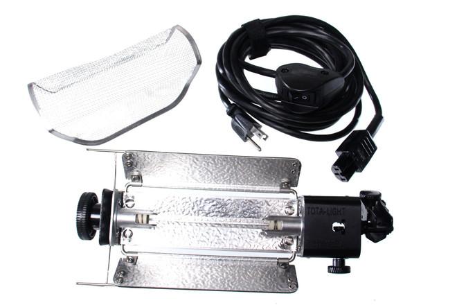 3x 750w Lowell Tota Light Kit