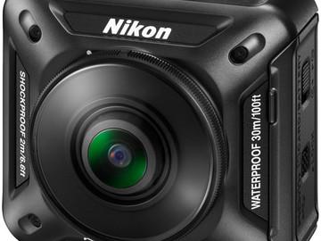 Rent: Nikon KeyMission 360 4K