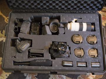 Rent:  FS5 Production Kit