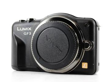Rent: Panasonic Lumix DMC-GF3